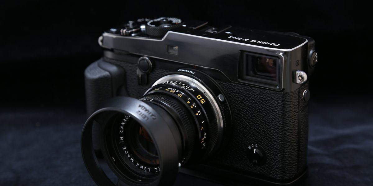 X-Pro2 Summicron 50mm F2  3rd