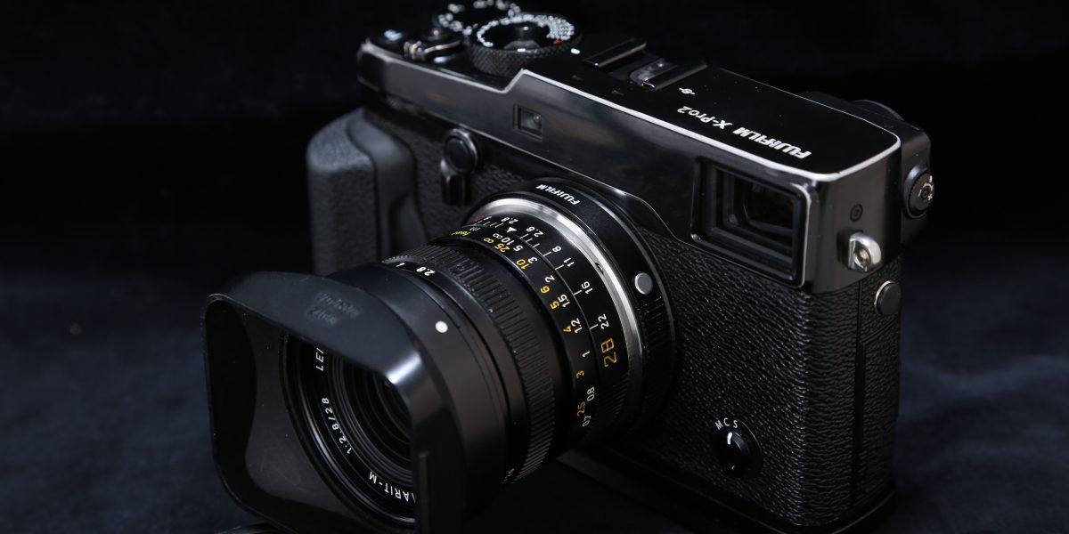 X-Pro2 Elmarit 28mm F2.8  3rd