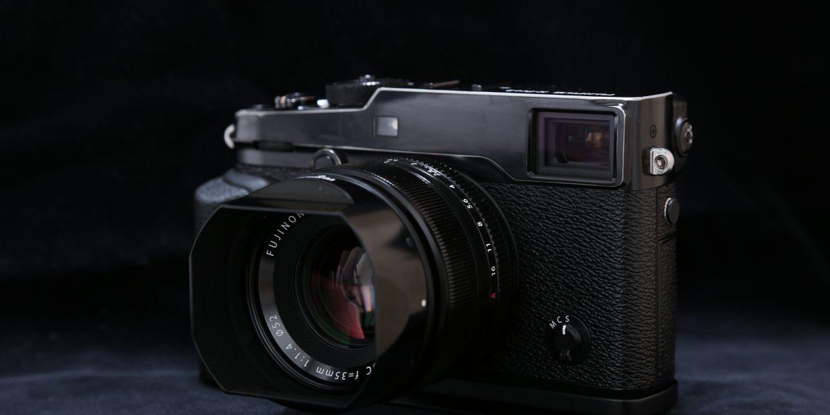 X-Pro2 XF 35mm F1.4