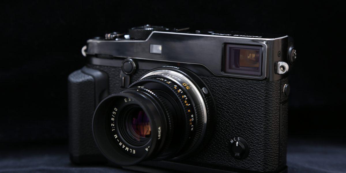 X-Pro2 Elmar 50mm F2.8 2nd