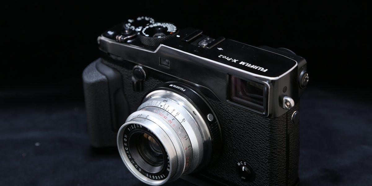 X-Pro2 Summicron 35mm F2 1st
