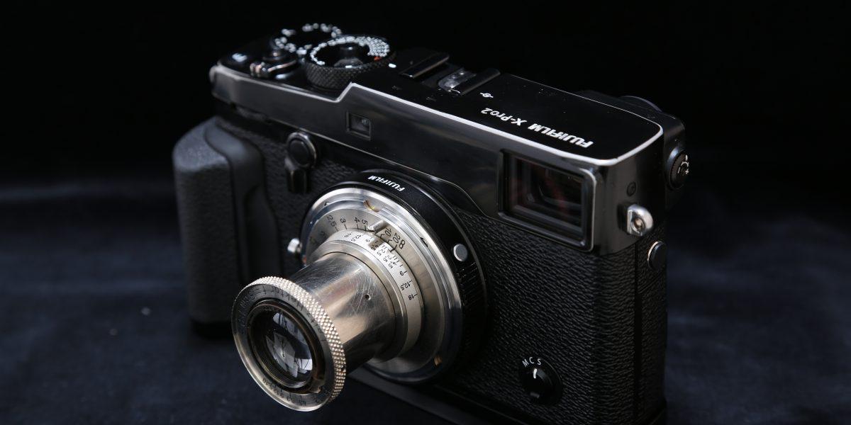 X-Pro2 Hektor 5cm F2.5