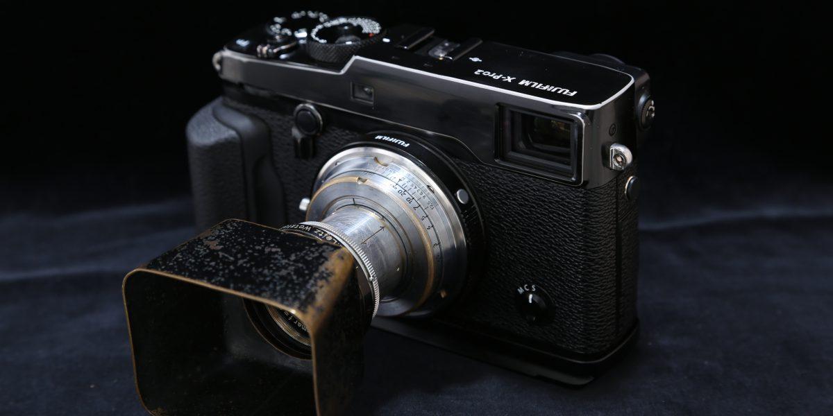 X-Pro2 Summar 5cm F2