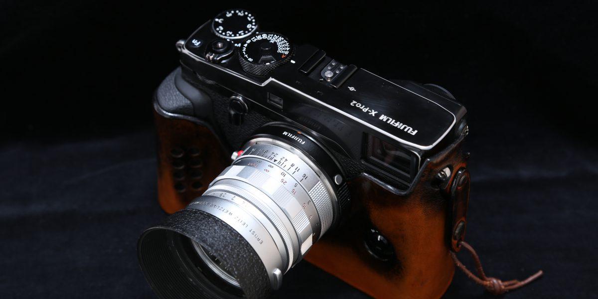 X-Pro2 Summilux 50mm F1.4 1st