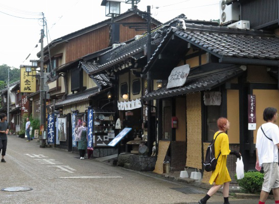 【作例付き撮影地情報】 但馬の小京都「城下町・出石」11