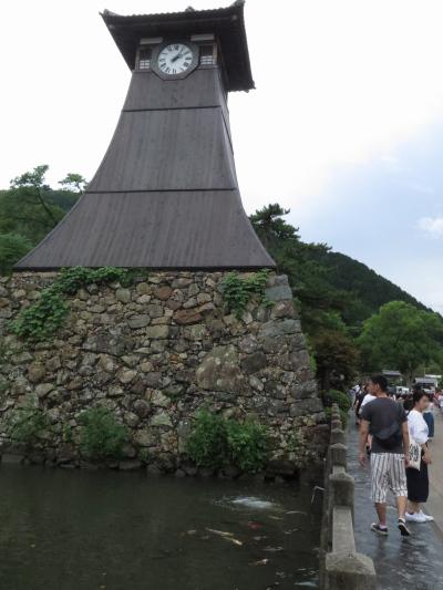 【作例付き撮影地情報】 但馬の小京都「城下町・出石」2
