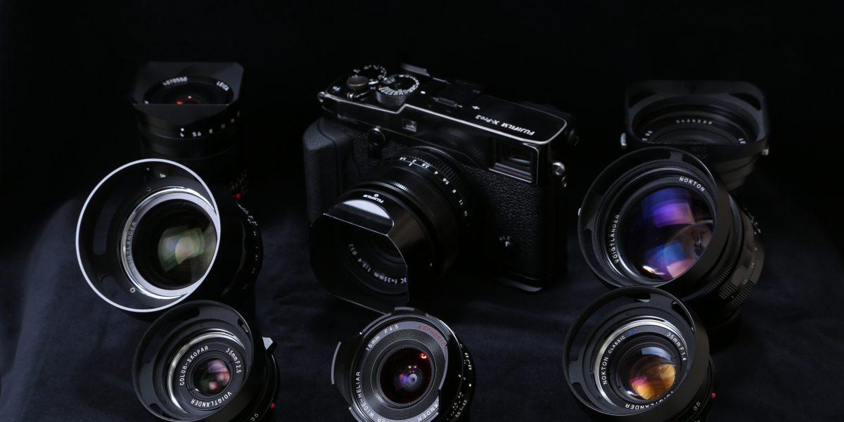 X-Pro2 ライカMマウント