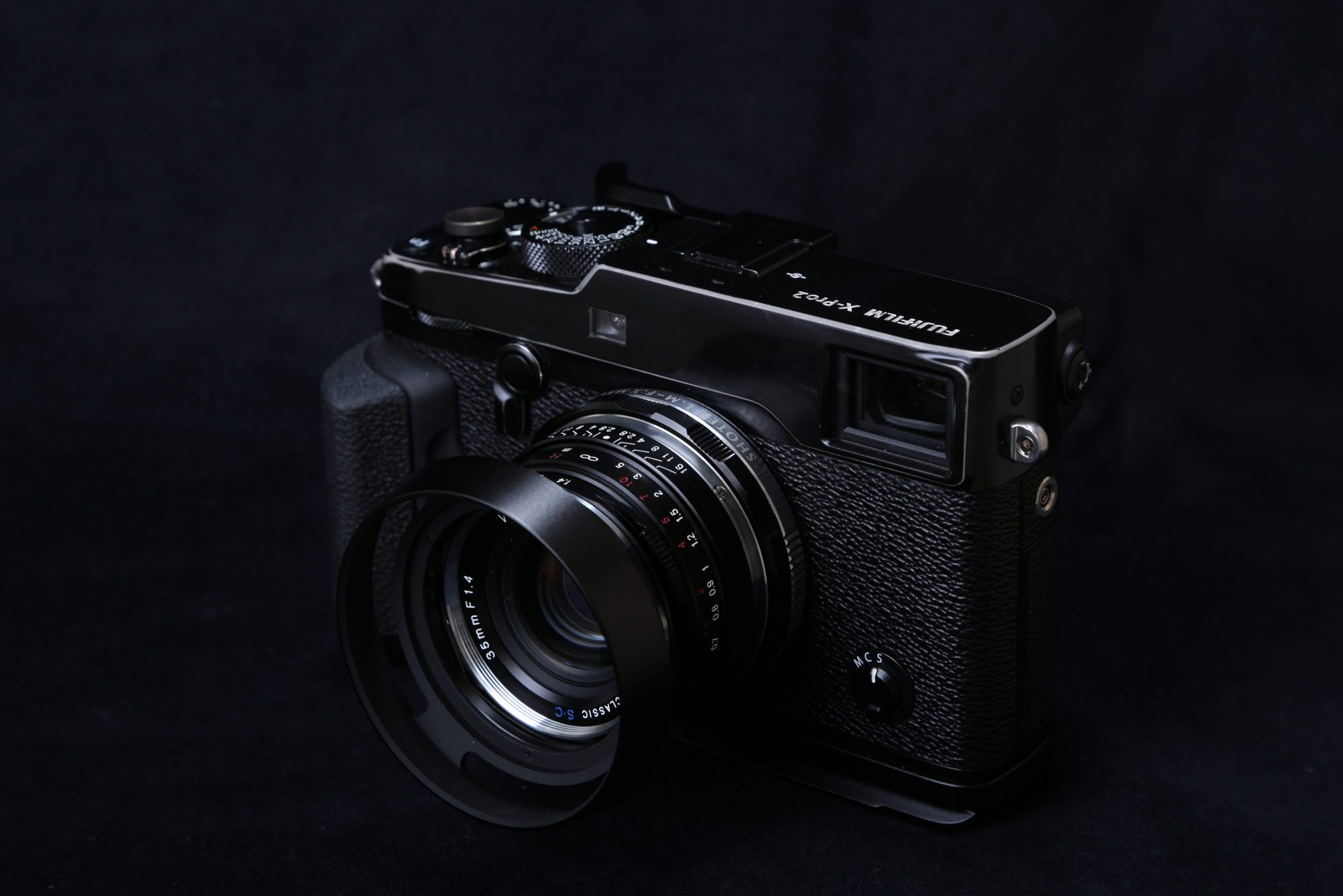 X-Pro2 NOKTON classic 35mm F1.4 S.C