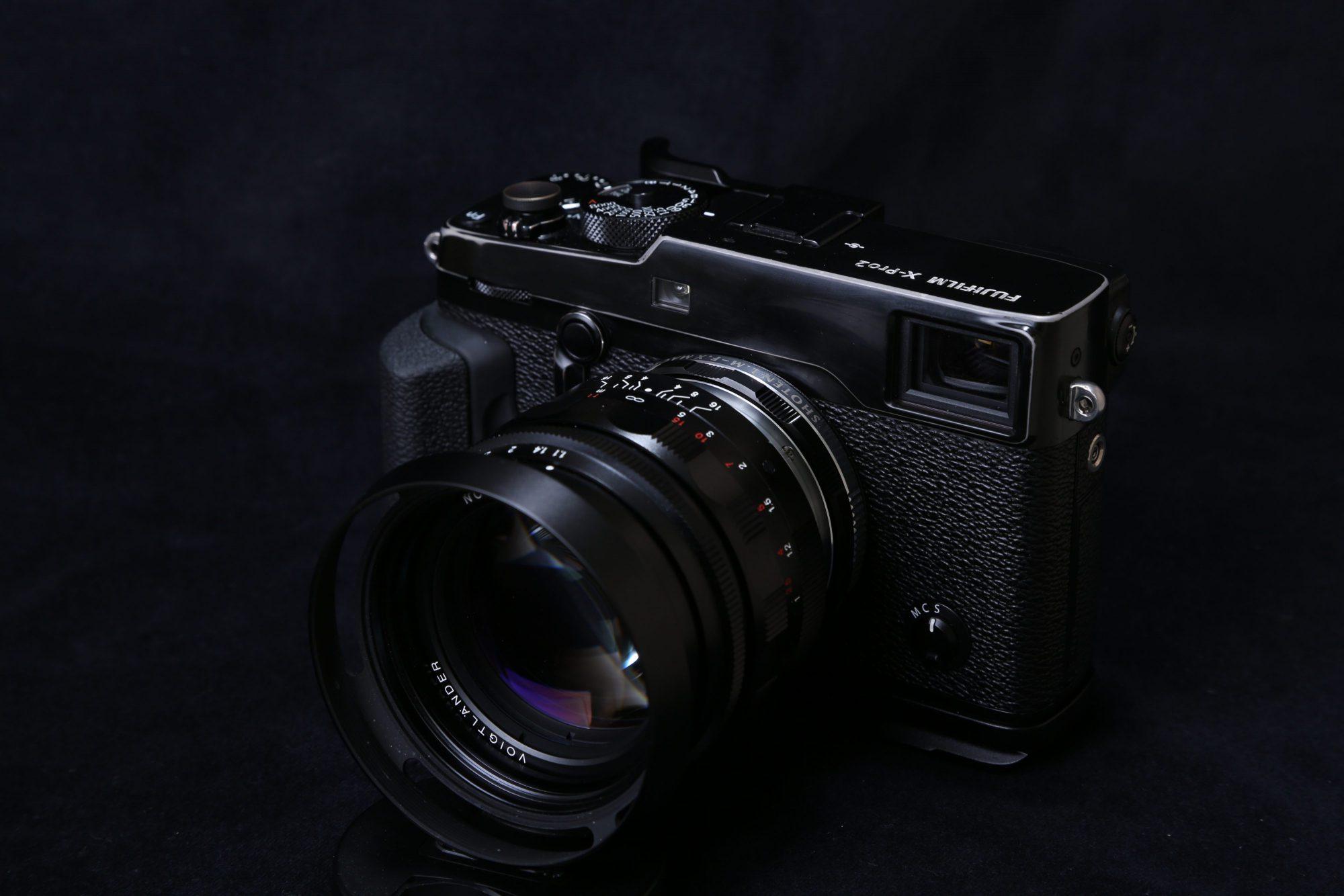 X-Pro2 NOKTON 50mm F1.1 VM