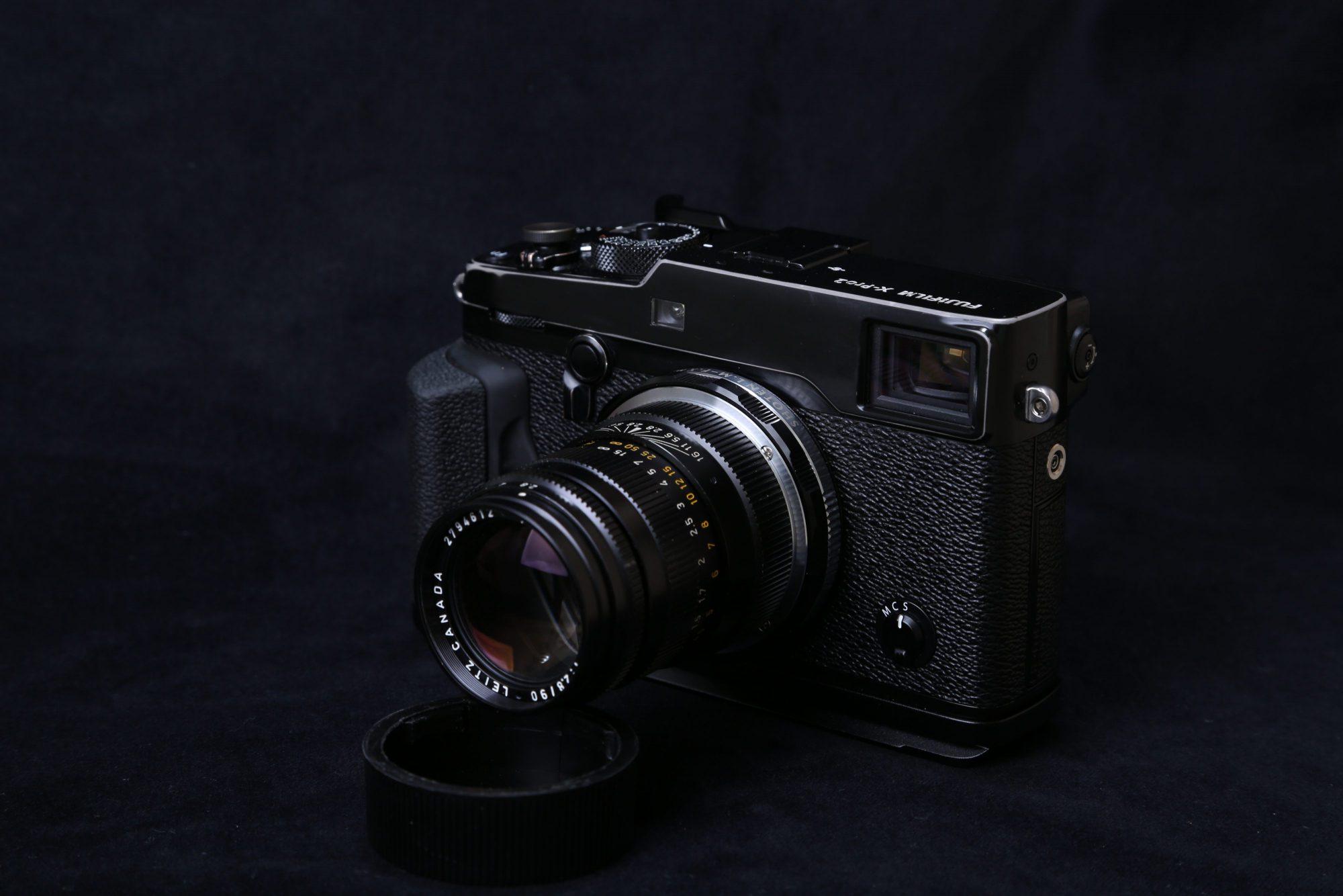 X-Pro2 TELE ELMARIT 90mm F2.8