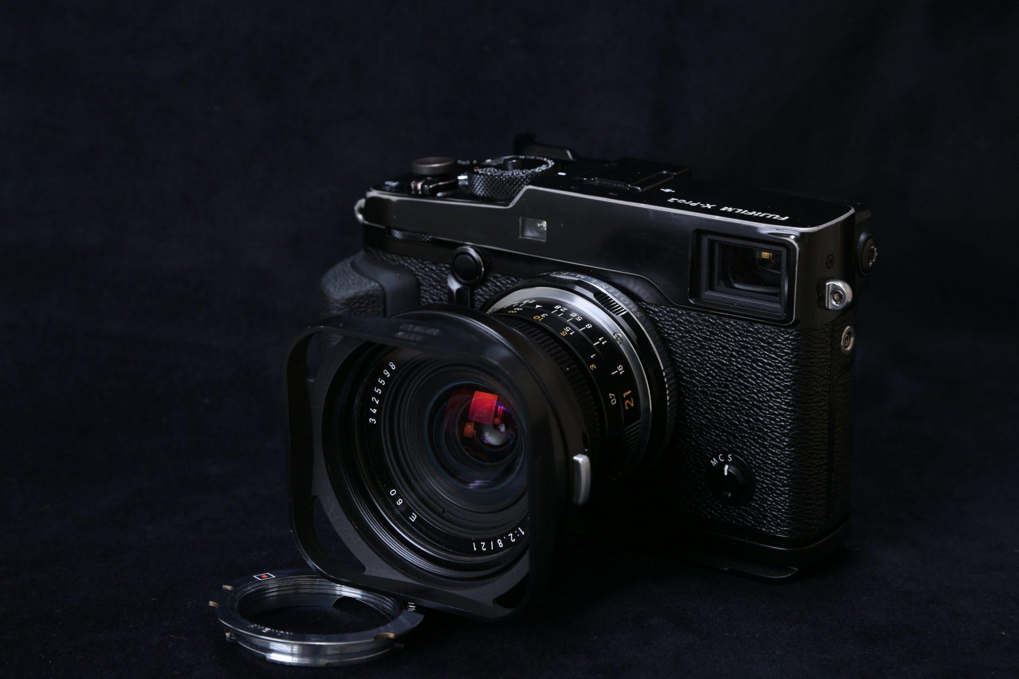 X-Pro2 ELMARIT-M 21mm F2.8