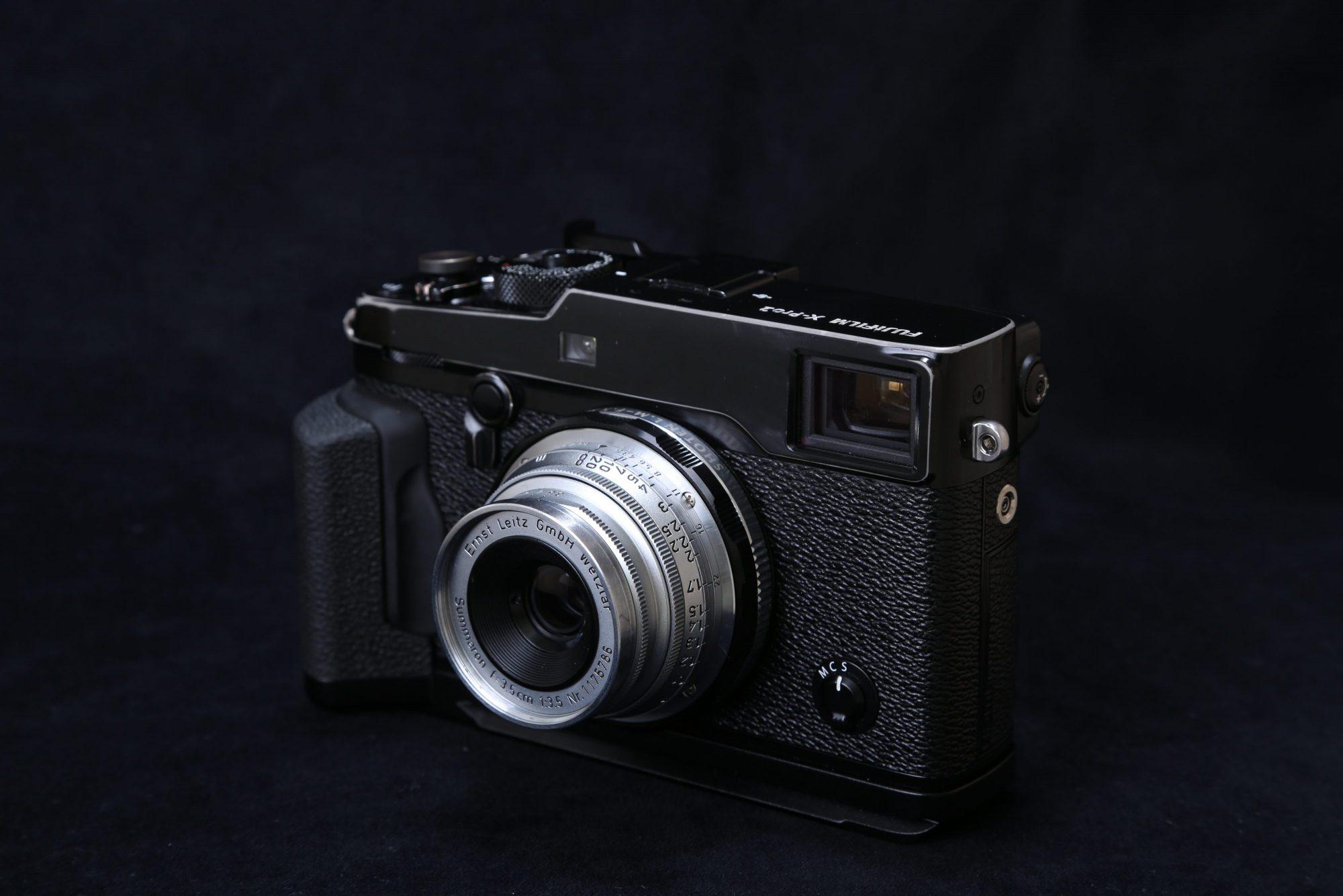 X-Pro2 Summaron 3.5cm F3.5