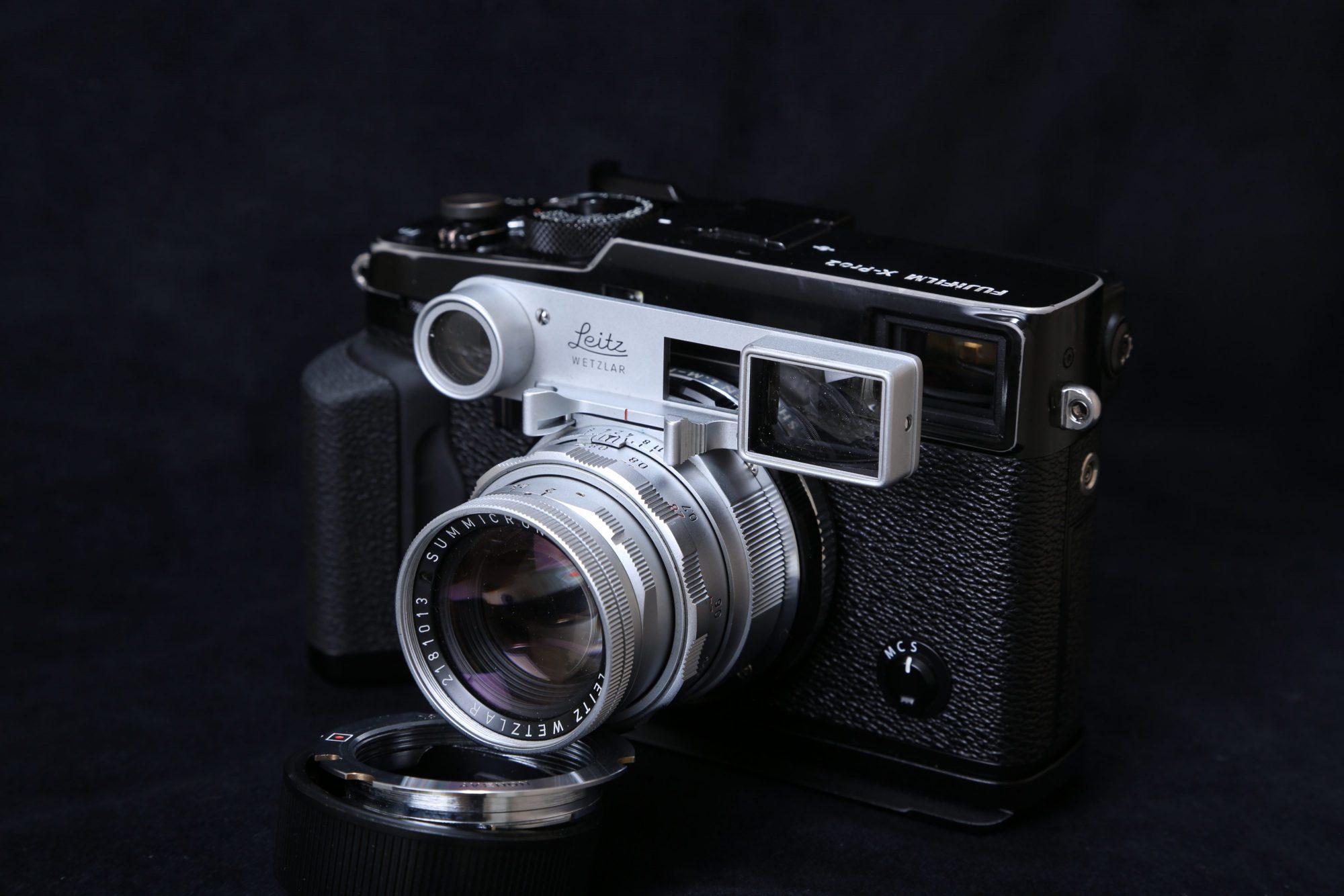 X-Pro2 DR Summicron 50mm F2