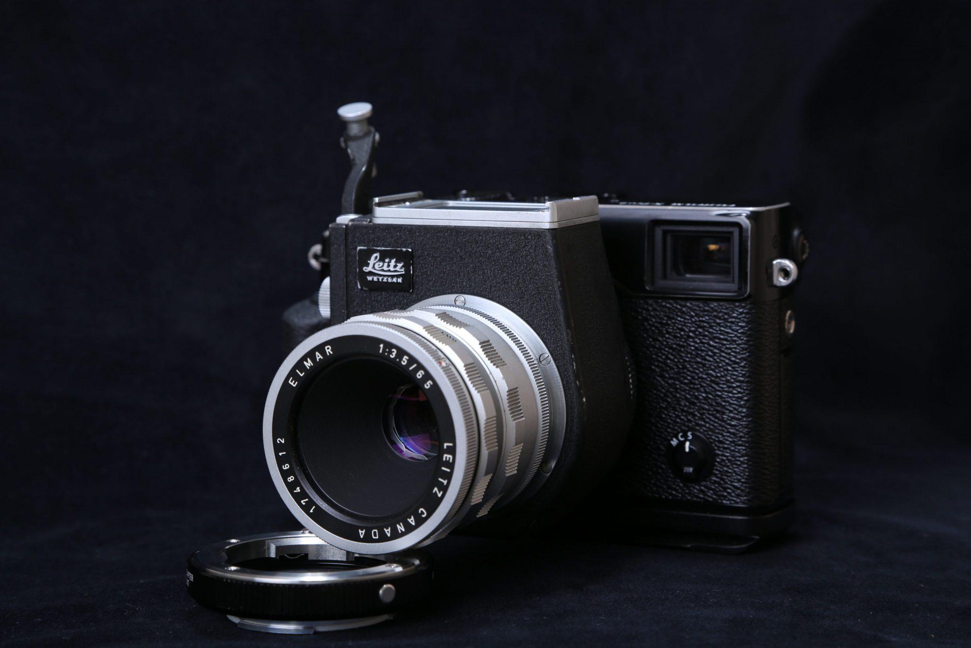 X-Pro2 VISO ELMAR 65mm F3.5