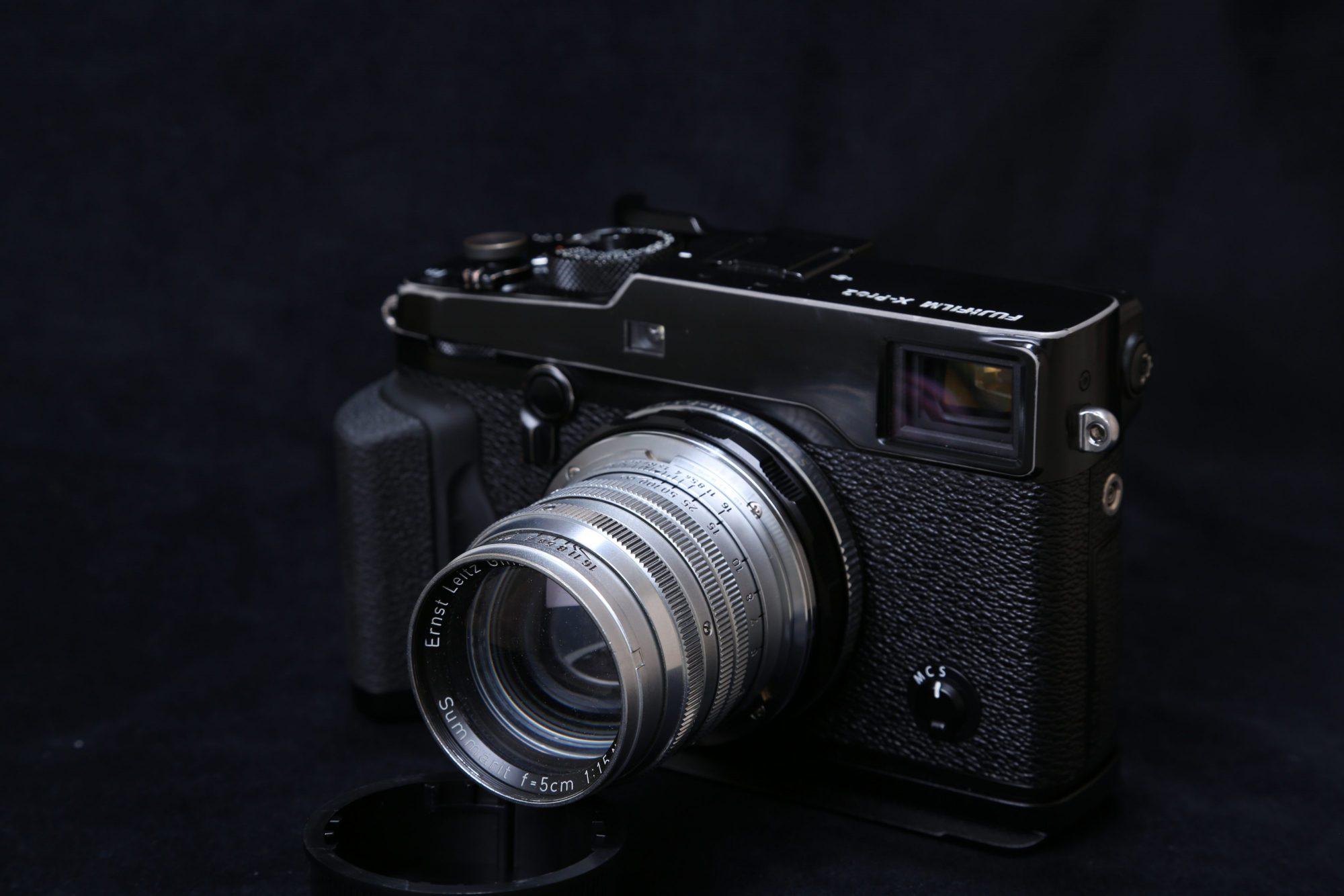 X-Pro2 Summarit 5cm F1.5 L