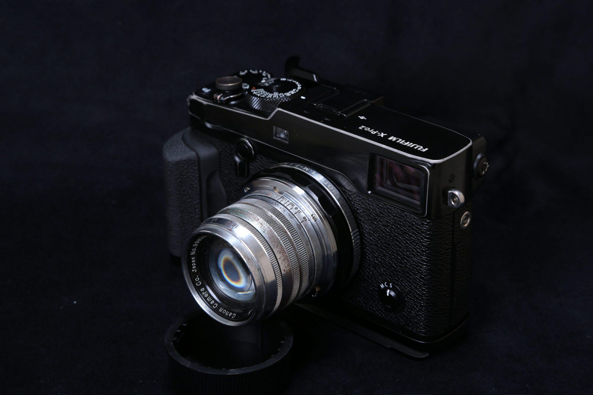 X-Pro2 Canon 50mm F1.8 初期型