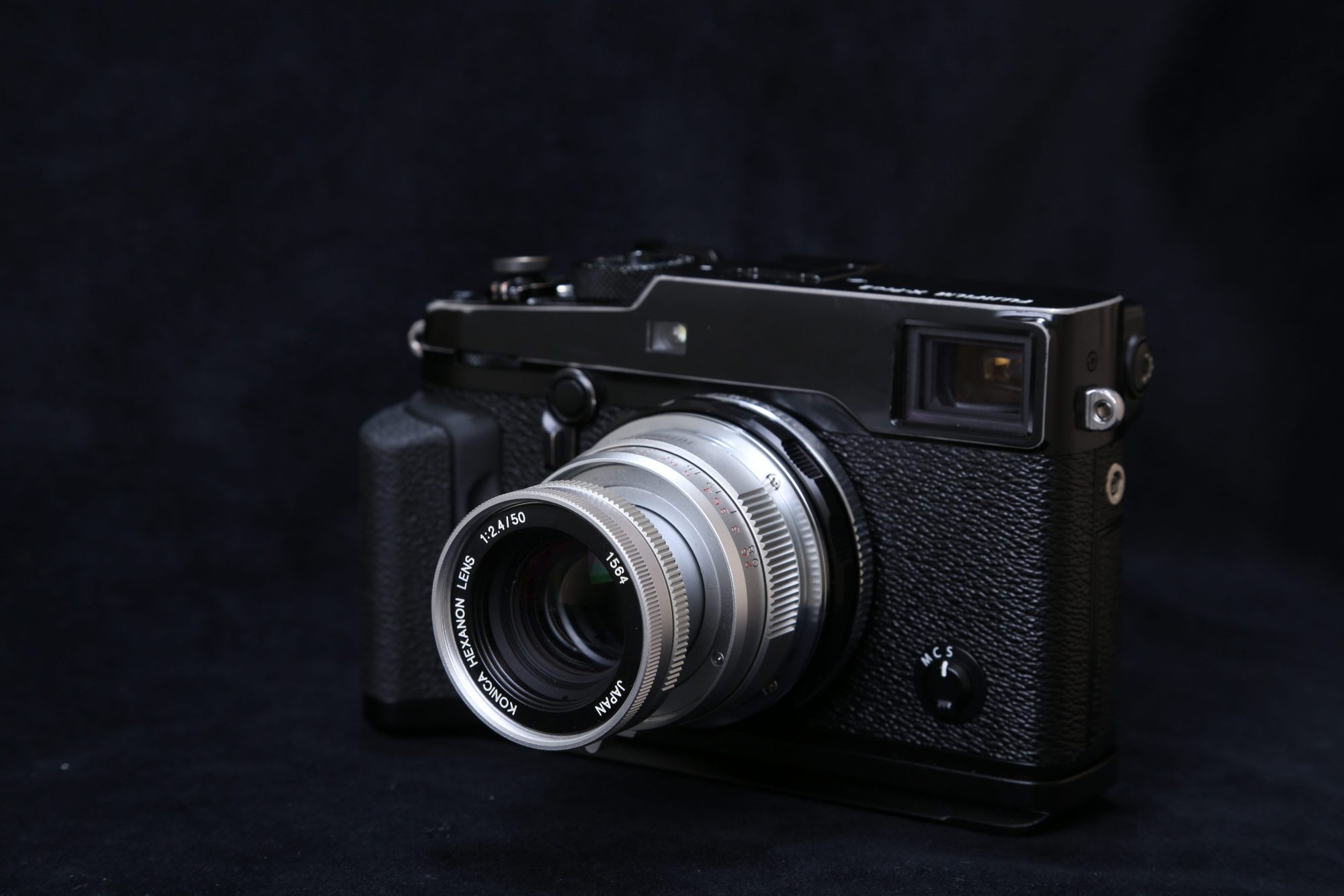 X-Pro2 HEXANON 50mm F2.4