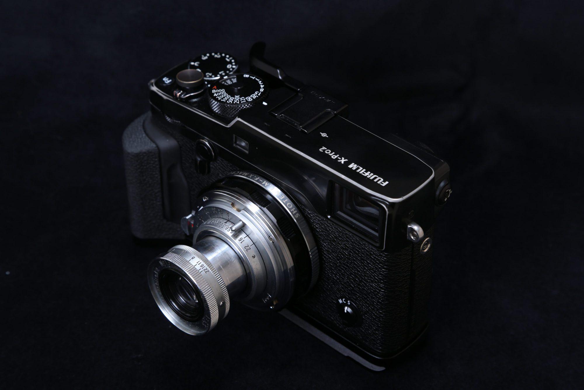 X-Pro2 Hexar 50mm F3.5