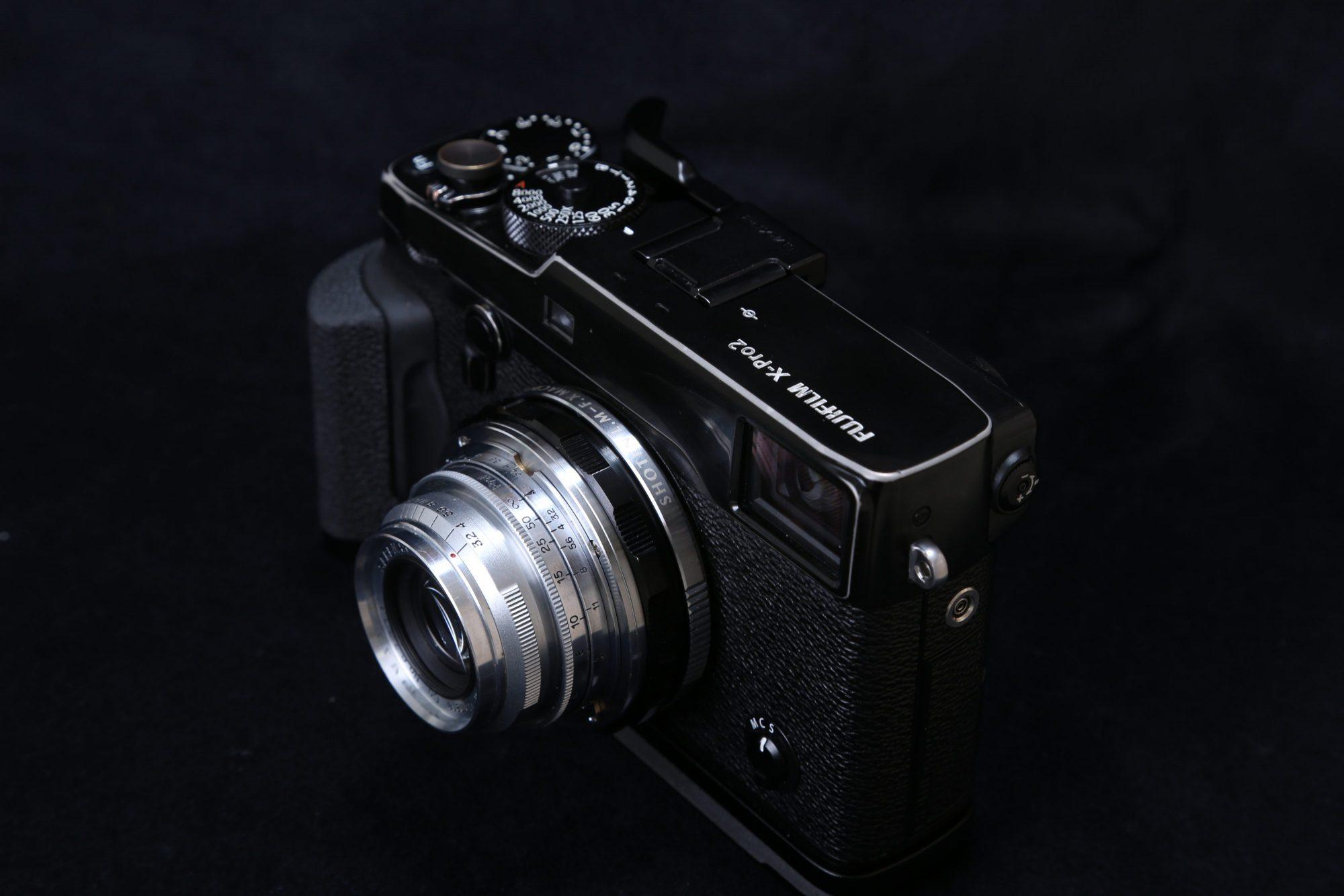 X-Pro2 SERENAR 35mm F3.2