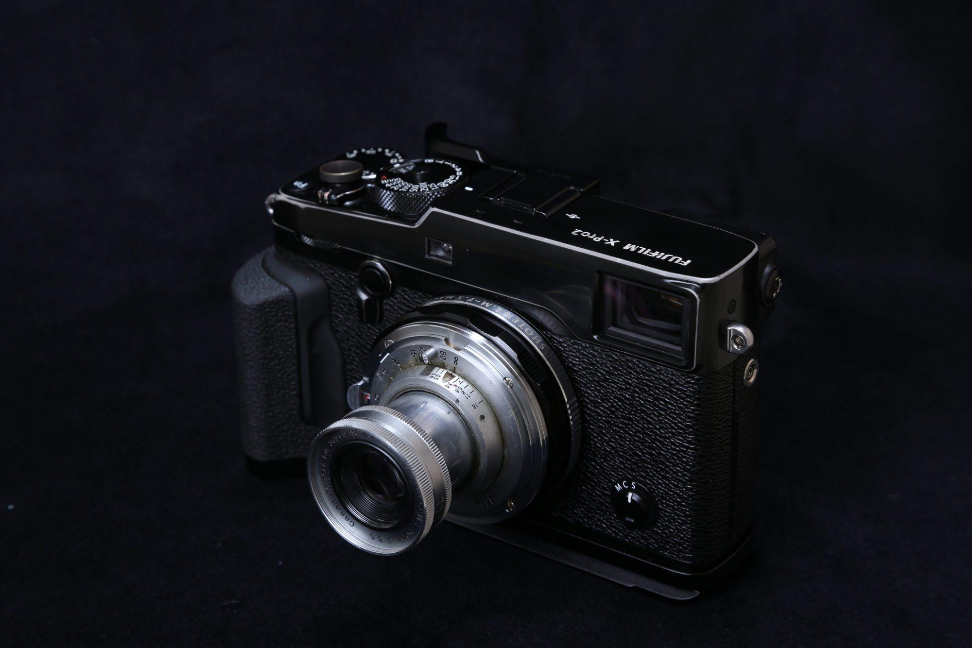 X-Pro2 Canon 50mm F3.5