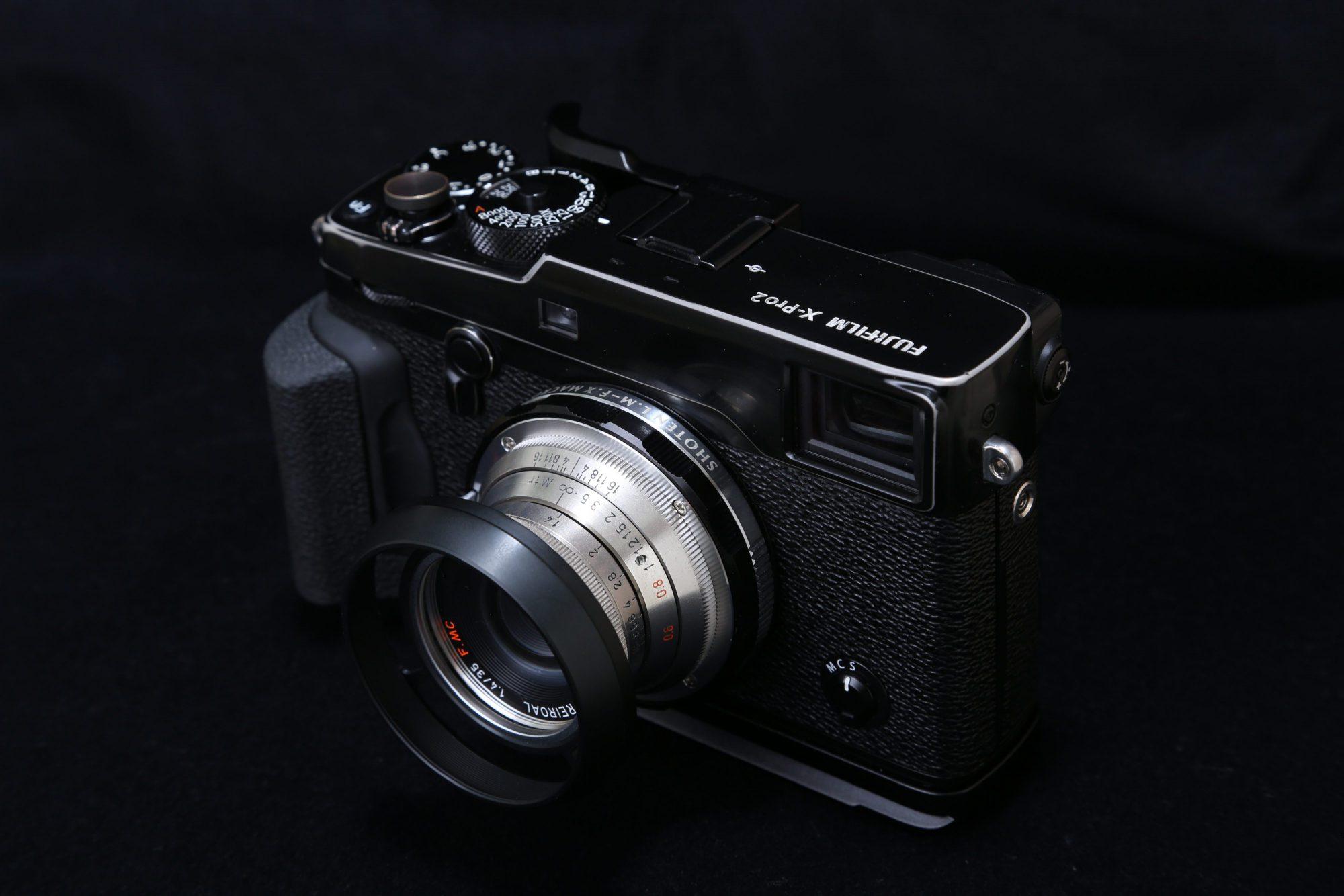 X-Pro2 REIROAL 35mm F1.4 F.MC