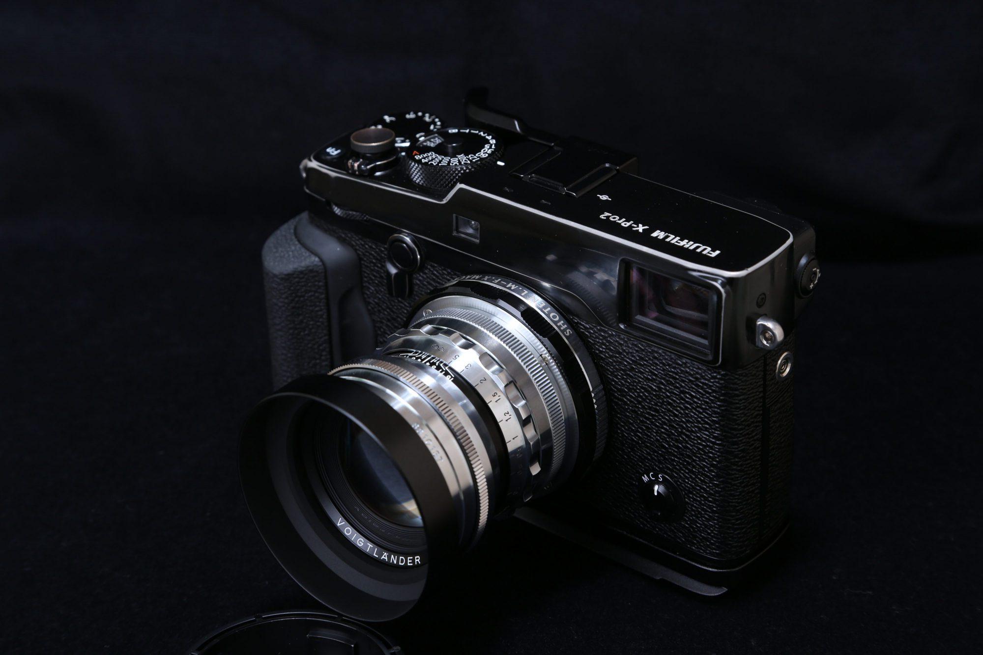 X-Pro2 NOKTON Vintage Line 50mm F1.5 Aspherical