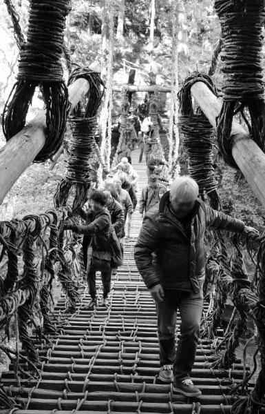 【作例付き撮影地情報】 四国のど真ん中の渓谷美に感動!「大歩危小歩危」