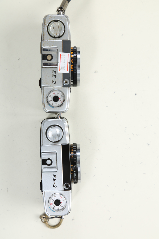 オリンパス ペン EE-3 EE-2