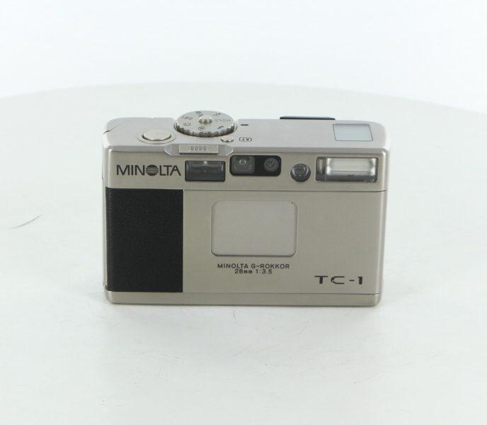 minolta TC-1 front