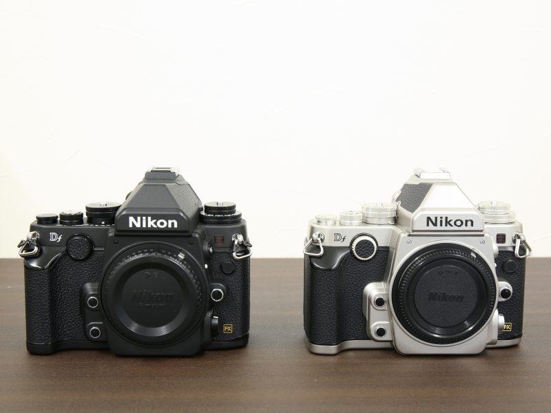 【双子】デジタルとの融合、Nikon Df【入荷】