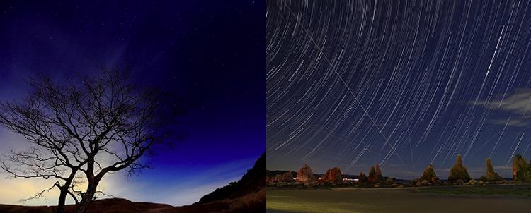 星景撮影 体験セミナー