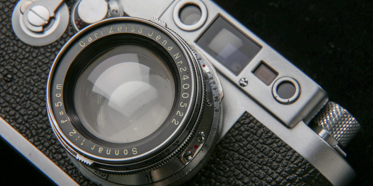 Leica ⅢG + Sonnar 5cm F2.0 Prewar Collapsible for Contax