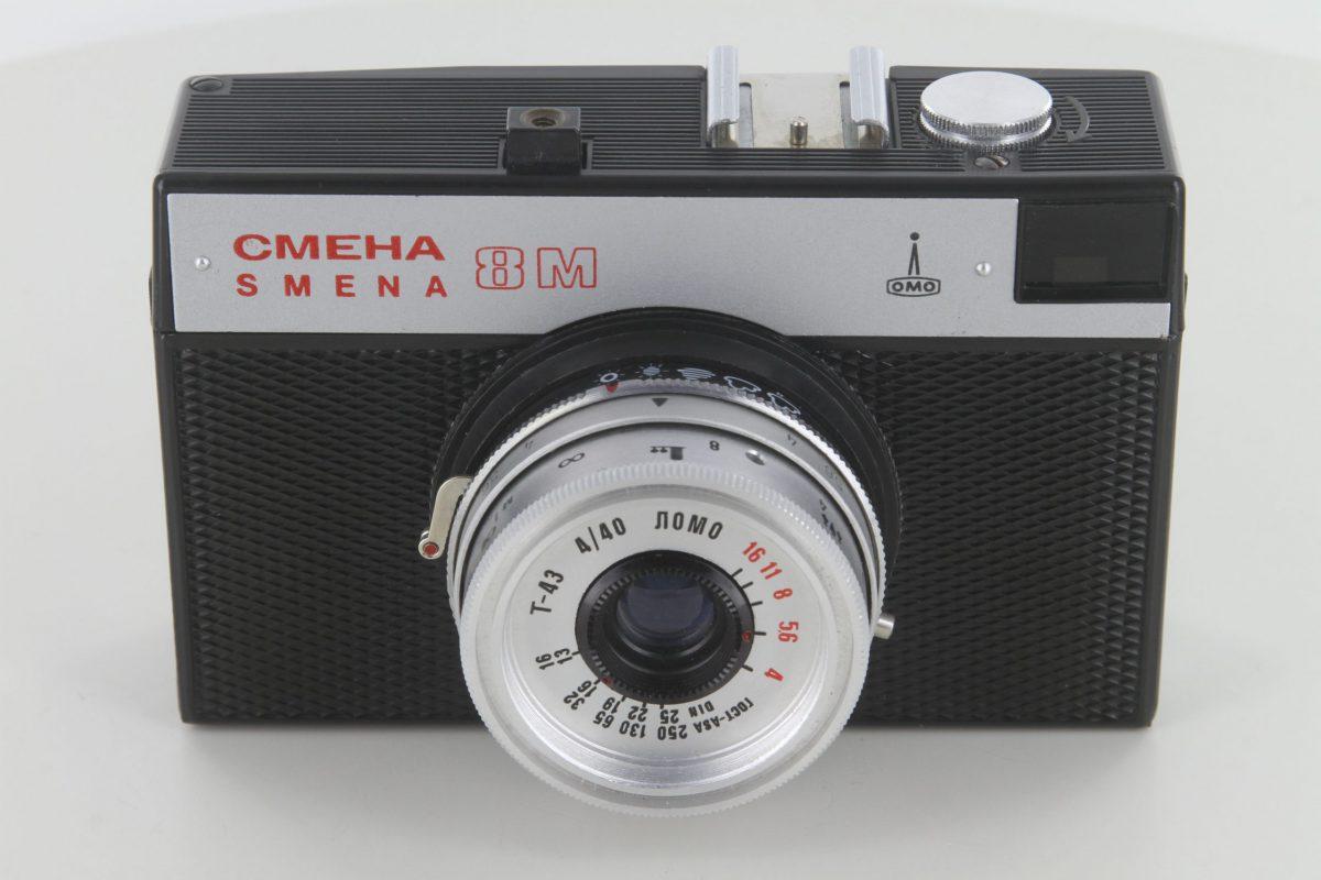 【新入荷情報】ロシア製トイカメラ SMENA8M