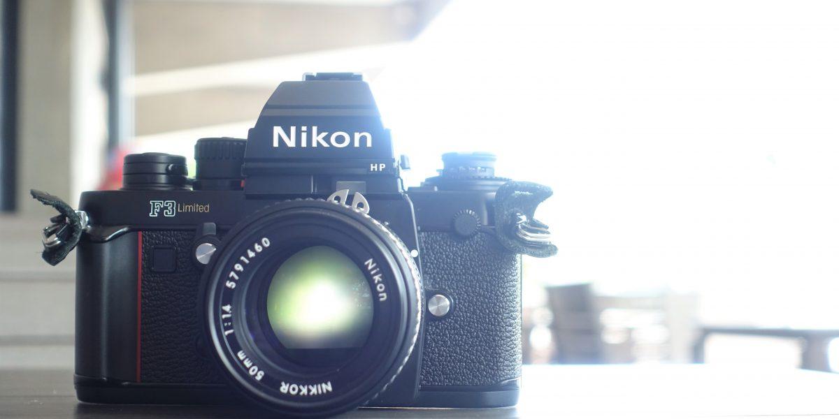NikonニコンF3