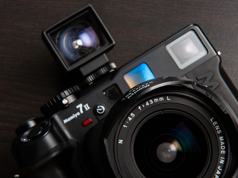Mamiya 7Ⅱ + N 43mm F4.5L