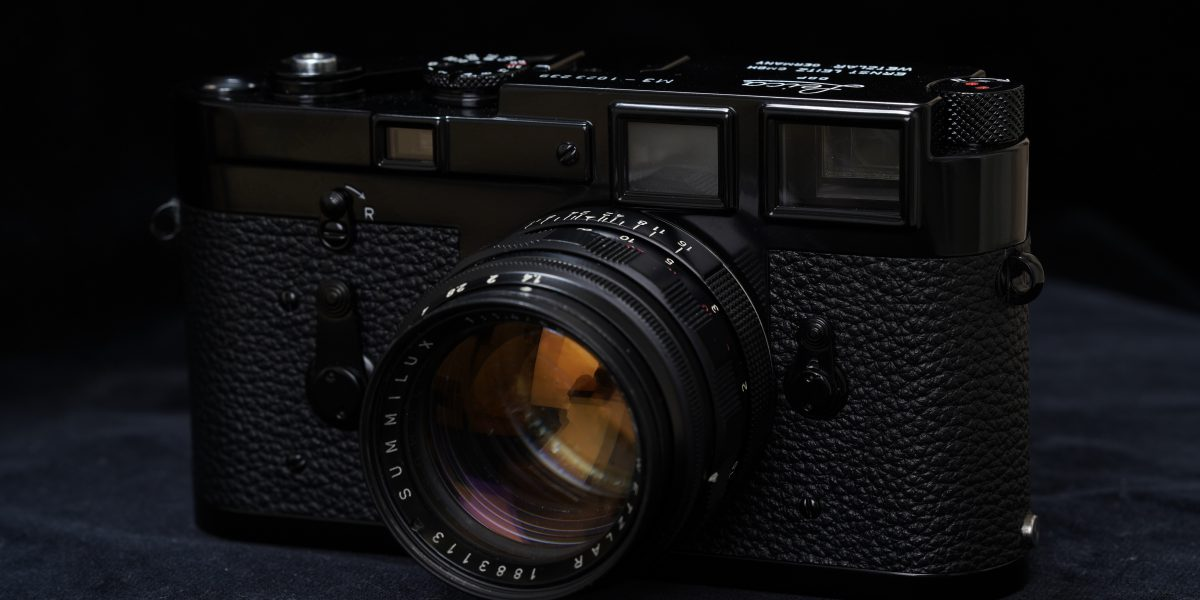 Leica M3 + SUMMILUX M 50mm F1.4 2nd
