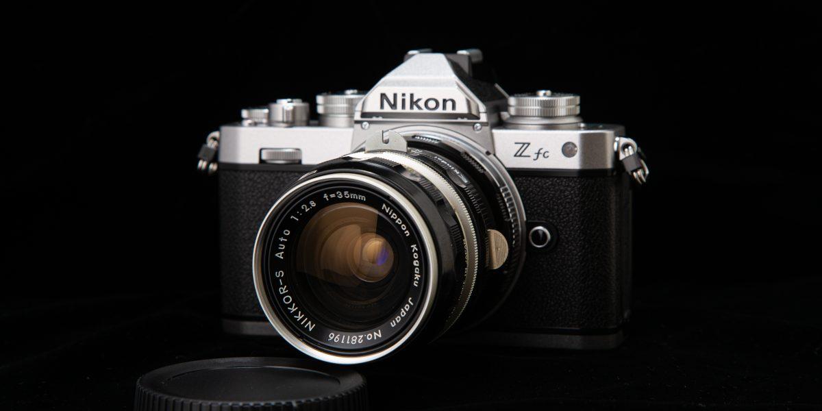 Nikon Z fc+Auto Nikkor 35mm F2.8 (1)