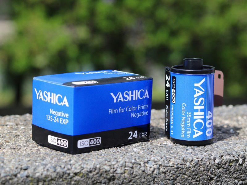 【フィルムレビュー】「YASHICA 400」